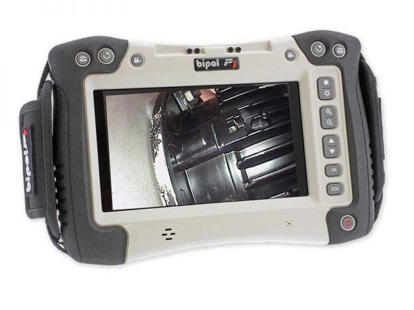 BIPOL PI videoscope screen