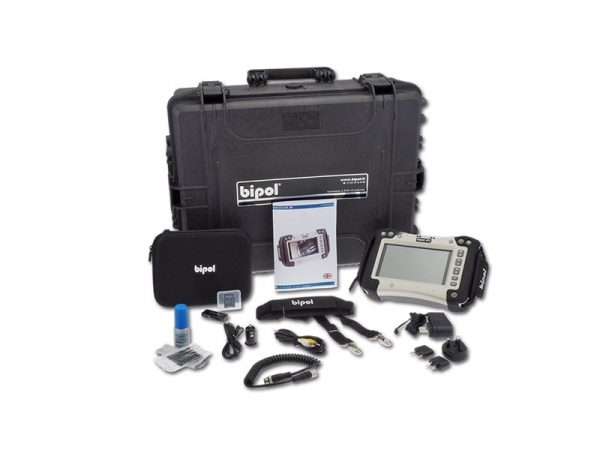 BIPOL PI videoscope suitcase