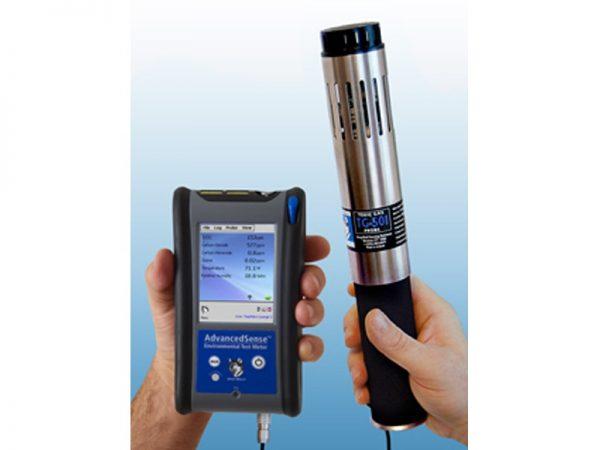 Toxic gas meter