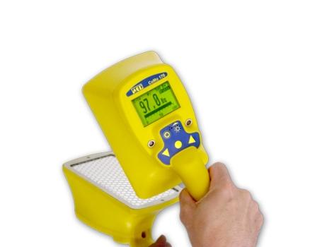 Radiation measuring instrument