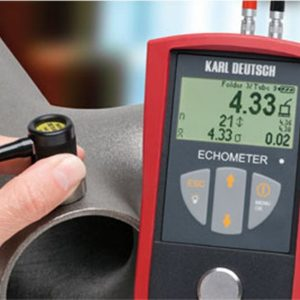Wall thickness gauge Echometer