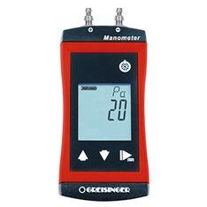 Fine manometer