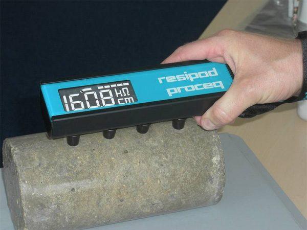 Resipod- electrial resistivity
