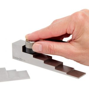calibration steps - step wedge