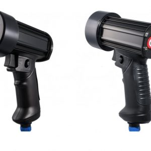 UV lamps and system for NDT