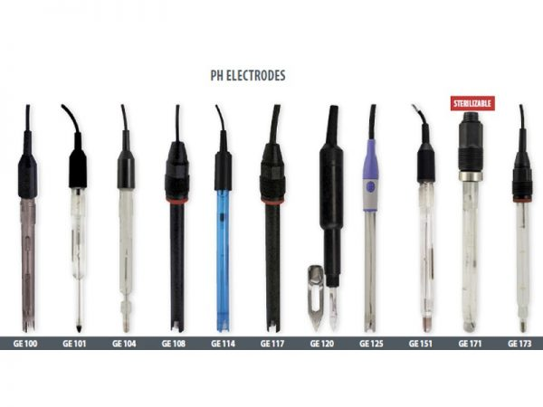 pH electrodes